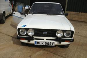 1980 FORD ESCORT MK2 HARRIER