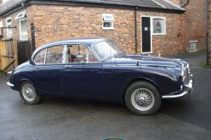 1969 JAGUAR MK2 (MKII) 240 MOT/TAX - NO RESERVE