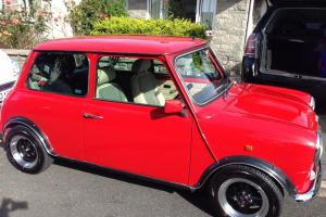 ROVER MINI MPi 1997 ONLY 30k - Red - Amazing car