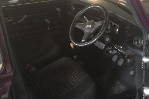 Classic Morris Mini Clubman 1275cc fully restored, resprayed, engine rebuilt
