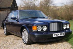 Bentley Brooklands SUPERB HISTORY