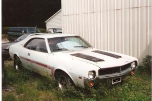 1969 AMC Javelin Badger 1 of 80 Made RARE