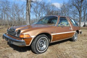 1979 AMC PACER LOW LOW MILES!!!!!