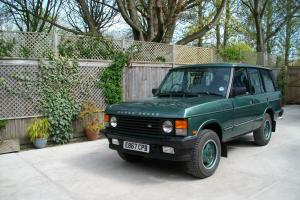 RANGE ROVER CLASSIC VOGUE SE  Photo