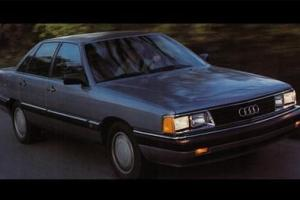 1984 Audi 5000 S, Parts or Big Project Photo