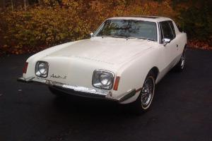1980 AVANTI II with 350 CORVETTE MOTOR AND TRANNY ; BEAUTIFUL CONDITION TO SHOW
