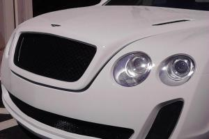 2010 bentley GTC supersport REPLICA!!!