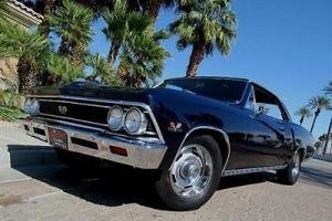1966 CHEVELLE SS MATCHING NUMBERS 396-360HP 4 SPEED SUPER SPORT NO RESERVE!