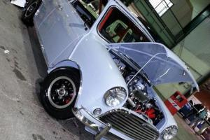 MINI 1000 60s style show car just completed 0 miles you wont find a better mini