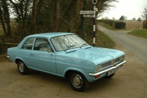 1975 VAUXHALL VIVA HC - PROBABLY THE BEST OUT THERE, 21K, OUTSTANDING CONDITION