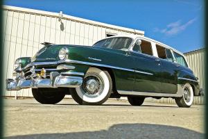 ~ * ~ NO RESERVE! 1953 CHRYSLER TOWN AND COUNTRY WAGON * BEAUTIFUL CAR