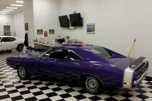 Factory Hemi Plum Crazy  Stripe/Spoiler / Buildsheet Galen Report Restored