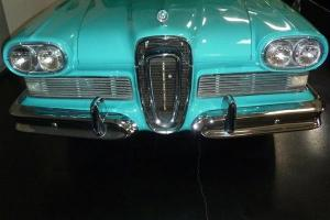 "1958 Edsel Citation 475  - ""car of 1000 voices"" (owned by Mel Blanc)"