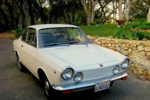 Fiat, classic, antique, collectable, economy, just a cool little car