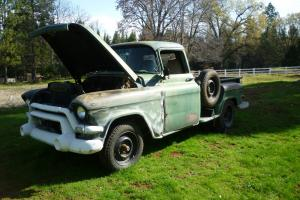 GMC Pick up truck Stepside 3/4 Ton RWD