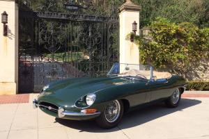 Early 1968 Jaguar XKE Series 1.5 Photo