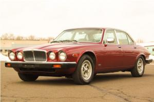 1986 Jaguar XJ6 Vanden Plas 66K Miles SERVICED Clean CARFAX Southern Car RARE L6 Photo