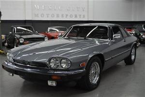 Beautiful Example of a Classic XJS Coupe 12 cyl