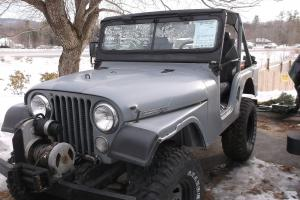 1965 JEEP/Kaiser RARE! Tuxedo Park MARK IV CJ 5 restored with mods!go anywhere!