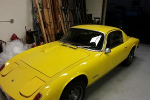 Rare Lotus Elan +2. Big Valve engine, great car with a lot of potential!