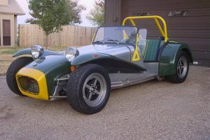 British Lotus Super Seven 7 Series III Twin Cam Replica