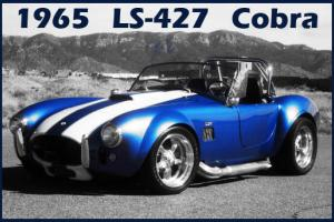 LS-427 Shelby Cobra