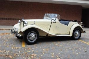 1952 MG TD Roadster Sharp! Photo