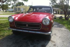 1974 MG Midget  Convertible 2-Door Photo