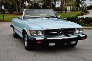 Wow stunning classic1974 Mercedes Benz 450 SL Convertible 88,333 miles must see