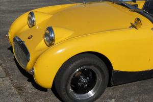 1960 AUSTIN HEALEY BUGEYE SPRITE ,DISC BRAKES ,1098 ENGINE ,MECHANICALY PERFECT