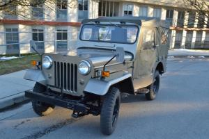 JEEP CJ3B no reserve WILLYS Mitsubishi MILITARY CJ2 MB GPW CJ-2 CJ 5 4X4 ford