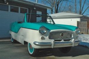 AMC/Nash Metropolitan Convertible