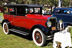 1927 Peerless Six-90 Sedan- Rare Car For Sale - Ready to Show and Tour