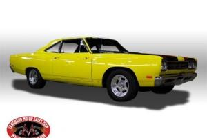 69 Plymouth Road Runner Restored Gorgeous Yellow 4 Spe