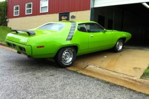 1971 Plymouth Roadrunner 440