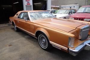 1978 Lincoln Mark V Low LOW Miles Excellent Condition