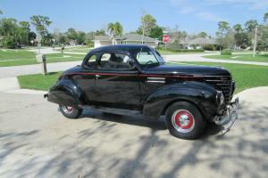 1939 Plymouth P7 Road King Coupe