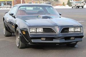 77 Trans Am WS4  400 V8  Automatic Hot Rod leather 2 dr Coupe