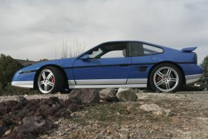 Professionally Built, Highly Modified, 1987 Pontiac Fiero GT in Great Condition!