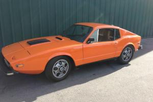 1973 Saab Sonett super nice original Low mile car 58,328 miles
