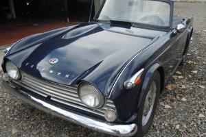1968 TRIUMPH TR4 A IRS Photo