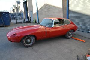 1968 Jaguar Etype 4.2 Series1.5 2+2 for Restoartion Photo