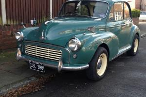 Morris Minor 1275 5 Speed Cali Style, ONE OF A KIND