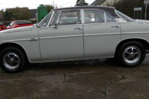 Rover P5 Coupe Photo