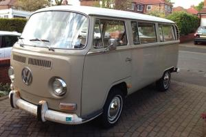 1969 Volkswagen T2 Early Bay Deluxe Microbus - Very Original