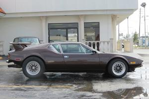 1974 DE TOMASO PANTERA - EXOTIC - REAR ENGINE LIKE A FERRARI OR LAMBORGHINI