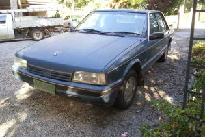 Ford Falcon GL 1987 4D Sedan 3 SP Automatic 3 3L Carb in Olinda, VIC