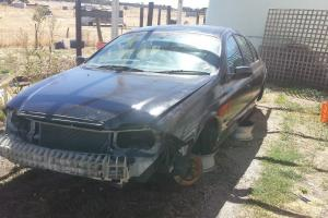 2000 Model AU Fairmont Parts Project CAR Leather LSD Woodgrain in Linton, VIC