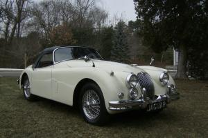 Jaguar : XK 150S Photo