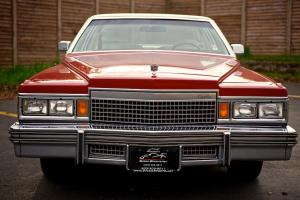 1979 Cadillac Coupe Deville One Owner Low Miles all Original Video  No Reserve